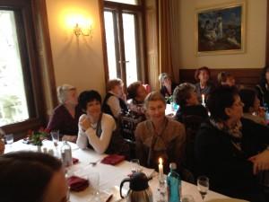 1. Frauenpolitfrühstück der FU Erzgebirge