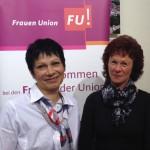 Willkommen bei der Frauen Union Erzgebirge.