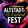 22. Schwarzenberger Altstadt- und Edelweißfest: Die FU Erzgebirge war dabei!