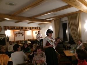 FU Erzgebirge am Weltfrauentag 2016.