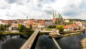 Foto: Blick auf Görlitz Altstadtbrücke, Moritz Kertzscher
