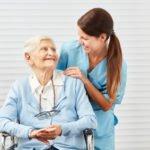 Patient Pflege, Frauen Union Erzgebirge